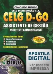 Assistente de Gestão - Assistente Administrativo