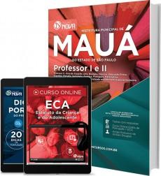 Apostila Mauá - Professor I e II
