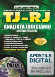 Analista Judiciário - Assistente Social