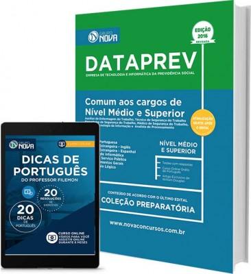 Apostila DATAPREV - Comum aos Cargos de Nível Médio e Superior