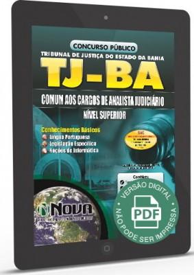 Comum aos Cargos de Analista Judiciário + Curso Online Grátis de Português