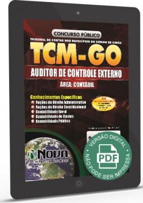 Auditor de Controle Externo - Área: Contábil