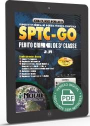 Perito Criminal de 3ª Classe (Digital)