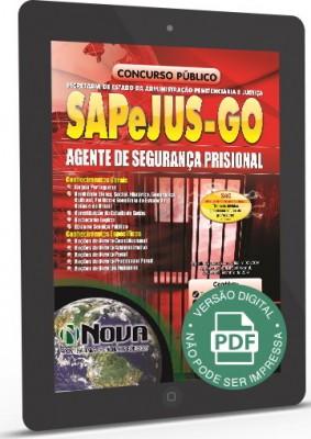 Agente de Segurança Prisional (Digital)