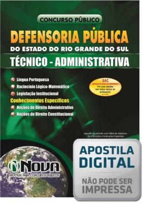 Técnico - Administrativa