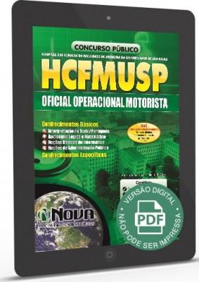 Oficial Operacional Motorista (Digital)