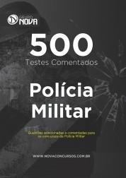 Download Apostila Pdf PM GO - Soldado 3º Classe
