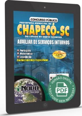 Auxiliar de Serviços Internos (Digital)