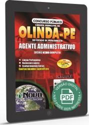 Agente Administrativo CB (Digital)