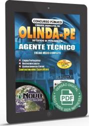 Agente Técnico CB (Digital)