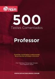 500 Testes de Professor (Impresso)