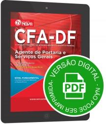 Agente de Portaria e Serviços Gerais (Digital)