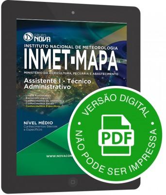 Assistente I - Técnico Administrativo (Digital)