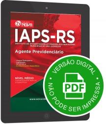 Agente Previdenciário (Digital)