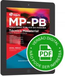 Técnico Ministerial - Sem Especialidade (Digital)