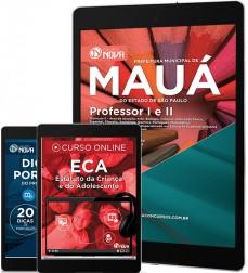 Download Apostila Mauá Pdf - Professor I e II