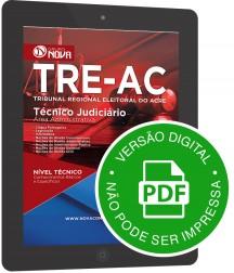 Técnico Judiciário - Área Administrativa (Digital) + Curso Online Grátis