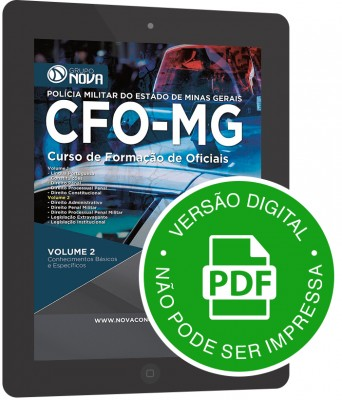 Curso de Formação de Oficiais (Digital)
