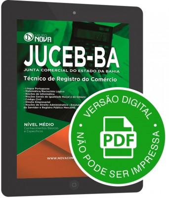 Técnico de Registro do Comercio (Digital)