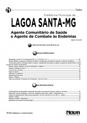 Agente Comunitário de Saúde e Agente de Combate às Endemias (Digital)