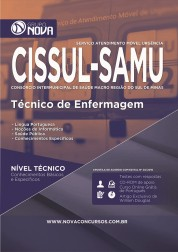 Apostila CISSUL - MG – Técnico em Enfermagem
