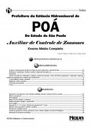 Auxiliar de Controle de Zoonoses (Digital)