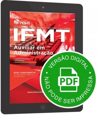 Auxiliar em Administração (Digital)