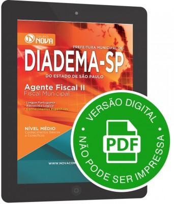 Agente Fiscal II - Fiscal Municipal (Digital)