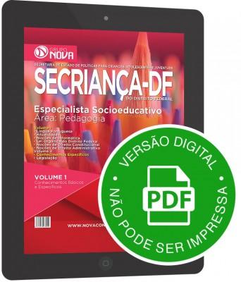 Especialista Socioeducativo - Área: Pedagogia (Digital)
