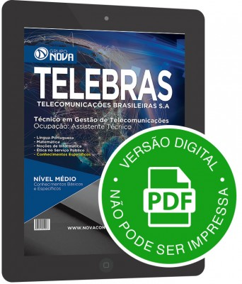 Técnico em Gestão de Telecomunicações (Digital)