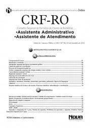 Assistente Administrativo e Assistente de Atendimento (Impresso)