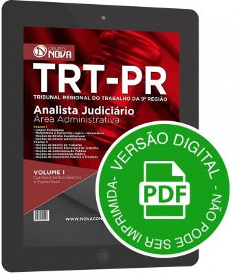 Analista Judiciário – Área Administrativa (Digital)