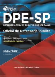 Oficial de Defensoria Pública  (Digital)
