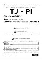 Analista Judiciário - Área administrativa - Carreira: Analista Judicial (Digital)