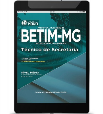 Técnico de Secretaria (Digital)