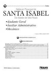 Ajudante Geral, Mecânico e Auxiliar Administrativo (Digital)