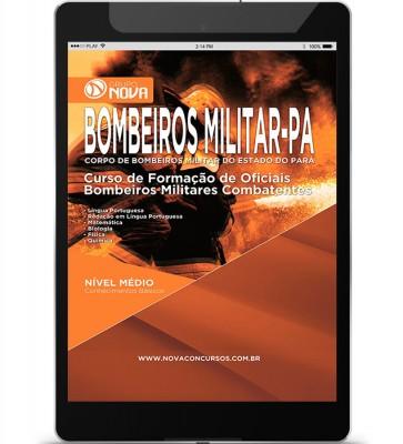 Curso de Formação de Oficiais Bombeiros Militares (Digital)