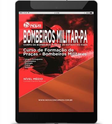 Curso de Formação de Praças - Bombeiros Militares (Digital)