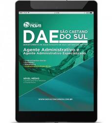 Agente Administrativo e Agente Administrativo Especializado (Digital)