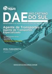 Agente de Transportes e Agente de Transportes Especializado (Digital)