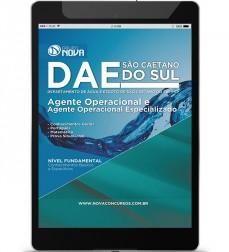 Agente Operacional e Agente Operacional Especializado (Digital)