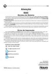 Oficial de Chancelaria (Digital)