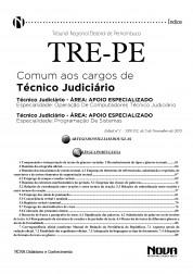 Comum aos Cargos de Técnico Judiciário (Digital)