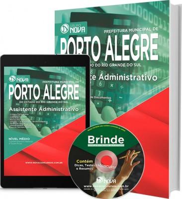 Assistente Administrativo (Impresso) + Versão Digital Grátis