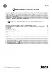 Auxiliar de Fiscal de Transportes Urbanos (Impresso)
