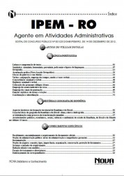 Agente em Atividades Administrativas