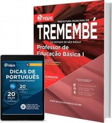 Apostila Tremembé - Professor de Educação Básica I