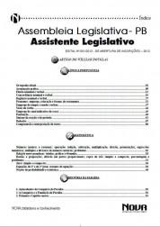 Assistente Legislativo