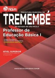 Download Apostila Tremembé Pdf - Professor de Educação Básica I