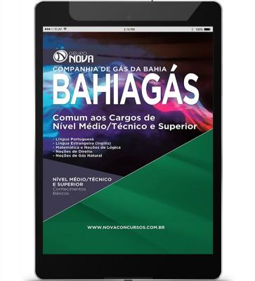 Comum aos cargos de Nível Médio, Técnico e Superior (Digital)